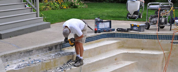 How to Choose a good Swimming Pool Renovator